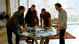 Майкл разрабатывает план побега из Майами-Дейт для Сары. Побег