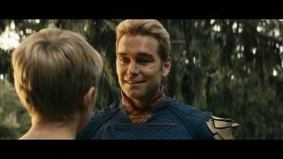 The Boys Ending Scene Finale Amazon Billy Butcher & Homelander