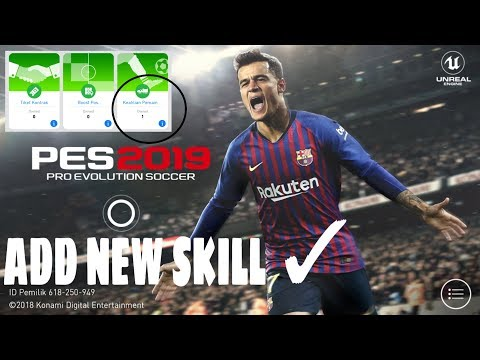 Download How To Add New Skill Player Position Pes 2019 Mobile MP3