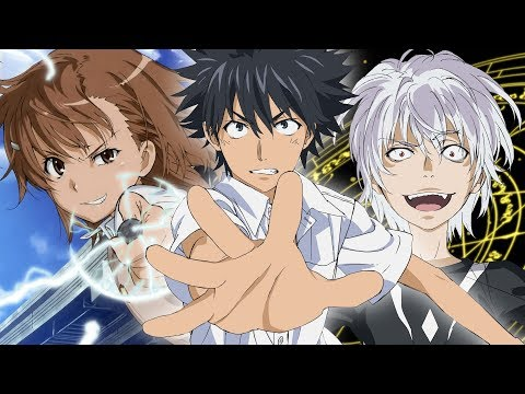 The Fascinating World Of Index/Railgun And Why You Should Watch It
