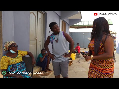 My Life Struggle Growing Up In The Village In Ghana(RoadToAMillionSeries)
