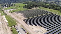 Norwich NY Solar Farm - August 12, 2019