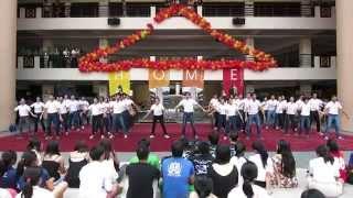 hci hcjc hwa chong open house 2015 council dance hd