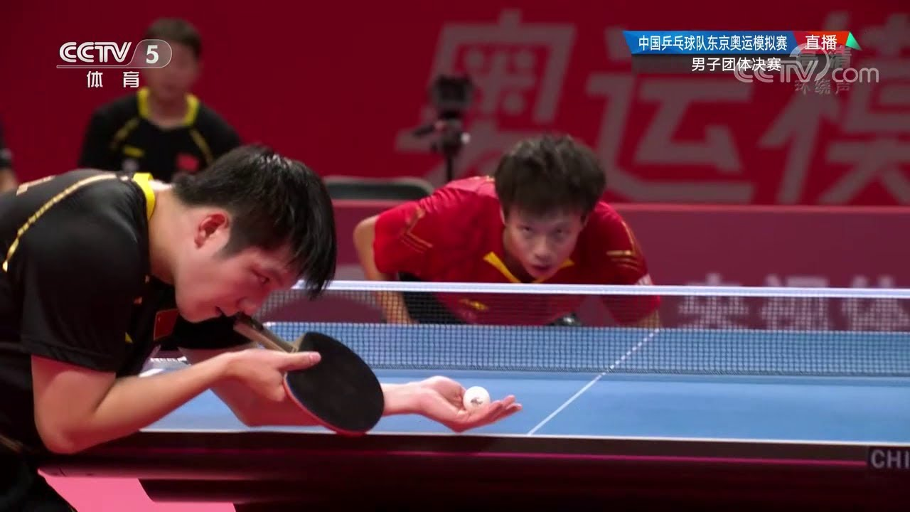 Download Fan Zhendong vs Lin Gaoyuan | Final - Chinese Simulation for Tokyo 2021 (teams)