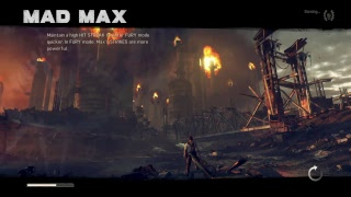 Madmax part 11 challenge is key
