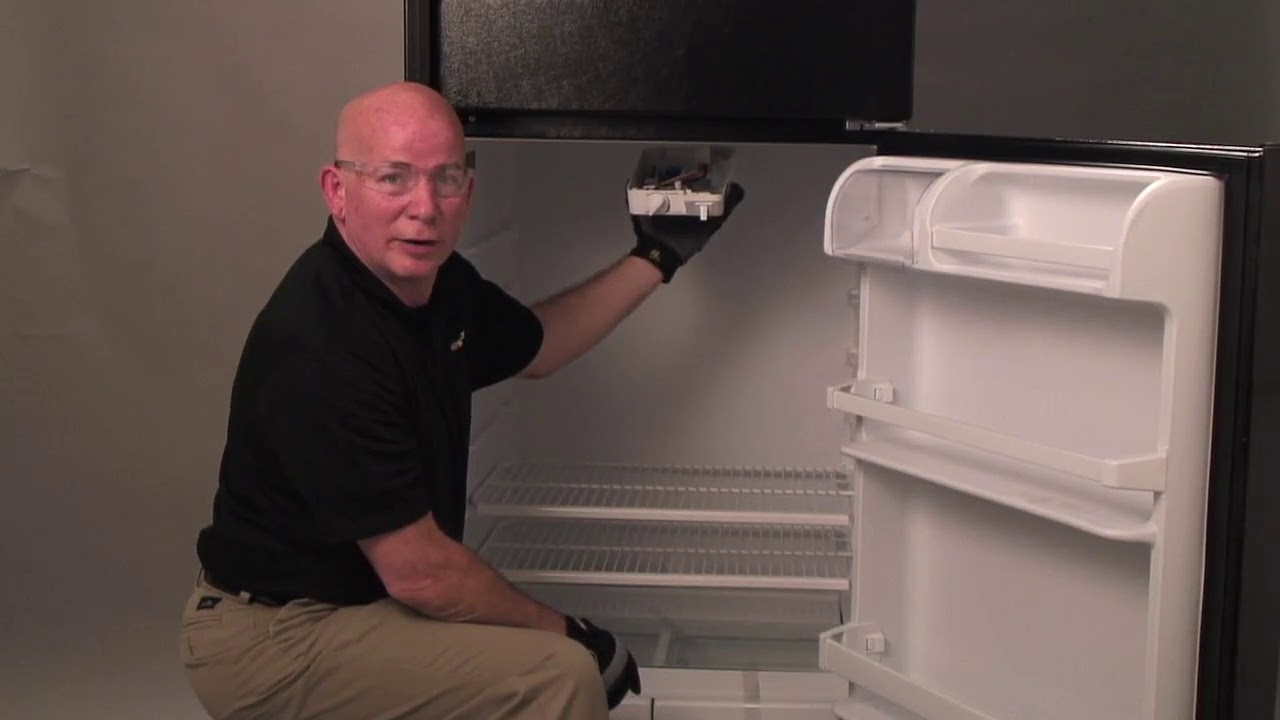 Appliance How To Locate And Test A Refrigerator Freezer