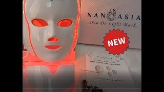 Nanoasia Skin Do Light Mask Световая Лед Маска Наноазия. Led Mask Nanoasia