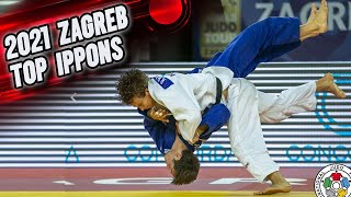 Judo Zagreb Grand Prix 2021 - TOP IPPONS