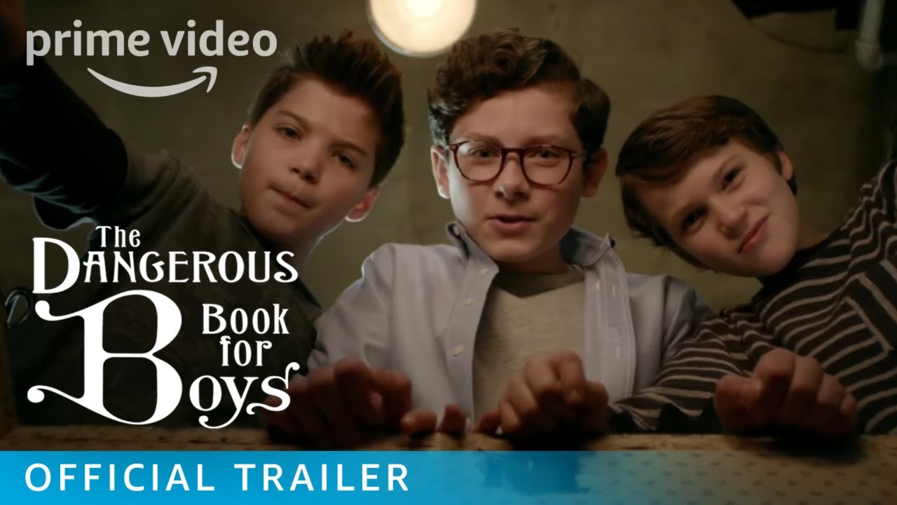 The Dangerous Book For Boys Official Trailer Hd