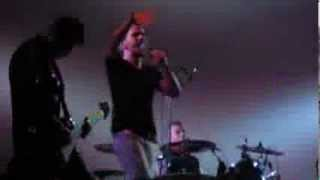 REDLIZZARD - Push It Babe / Invisible (Live in Almada - 14/12/2013)