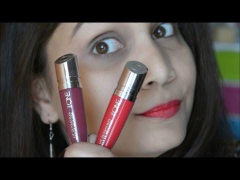 Oriflame The One Lip Sensation Matte Mousse Liquid Lipstick Review