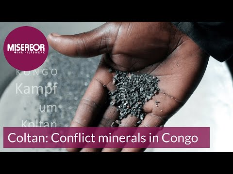 Coltan: Conflict minerals in Congo