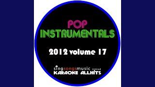 Waterfalls (Originally Performed By Stooshe) (Karaoke Instrumental Version)