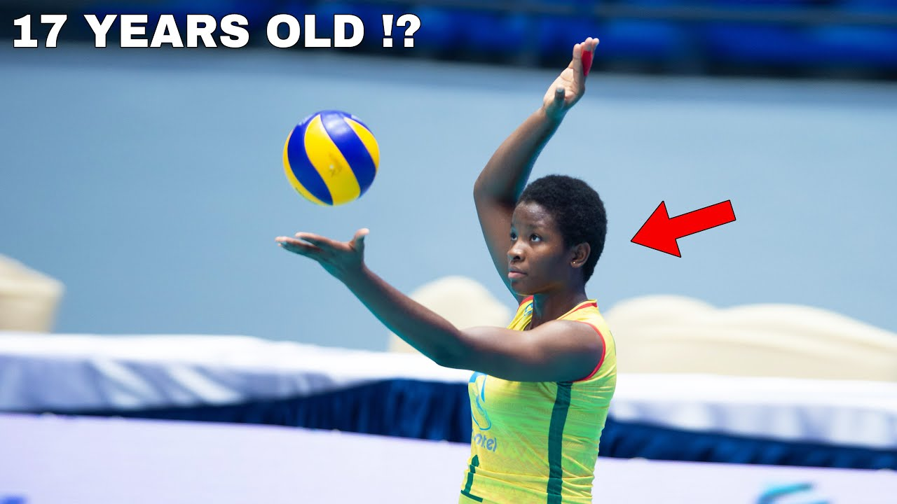 Young Volleyball Players Who are the Future Of Volleyball (HD)
