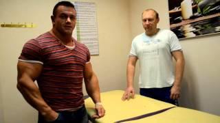 видео Антицеллюлитный массаж после тренировки