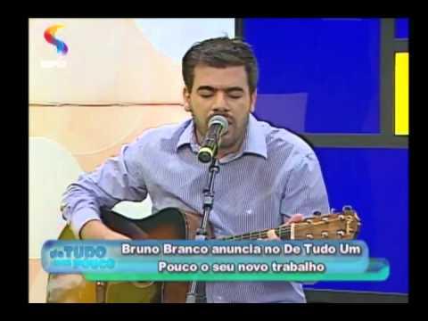 Programa De Tudo um Pouco - TV Rede Super - Bruno Branco Simples