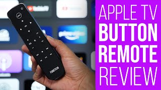 Apple TV Button Remote Review: What many people have always wanted