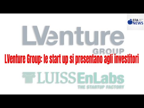 LVenture Group: le start up si presentano agli investitori