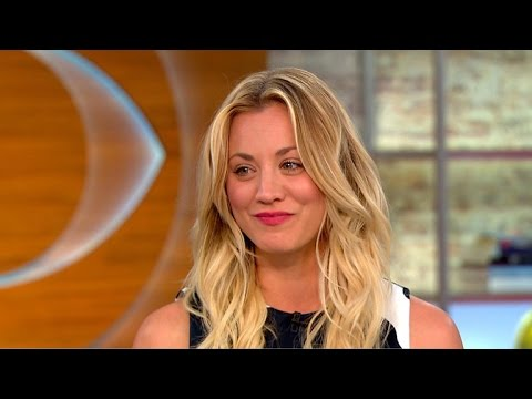 """Kaley Cuoco on love, """"Big Bang Theory"""" season 9 finale"""