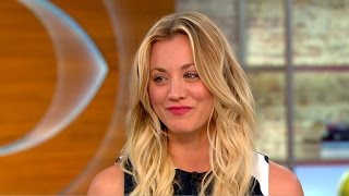 "Kaley Cuoco on love, ""Big Bang Theory"" season 9 finale"