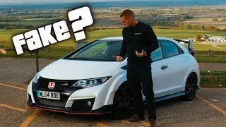 I Bought a **FAKE CIVIC TYPE R** FK2