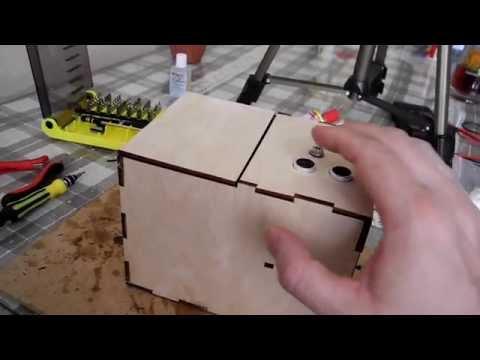 Видео Ремонт коробки робот
