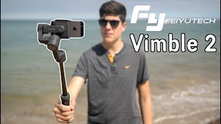 Feiyu-Tech Vimble 2 Review & Tutorial ( Best Budget Phone Gimbal )