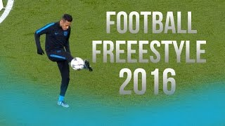 Football Freestyle Skills 2016 HD
