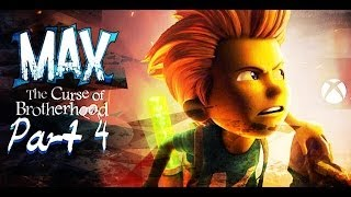 Max: The Curse of Brotherhood Part 4- Jungle boogie
