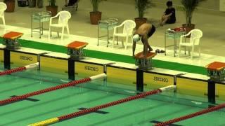 2010.11.28 北島康介模範泳法