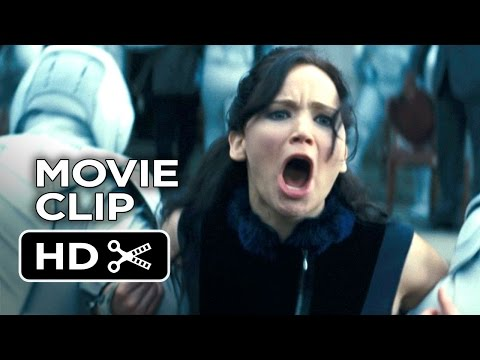 The Hunger Games: Catching Fire Movie CLIP #1 - The Victory Tour (2013) Movie HD