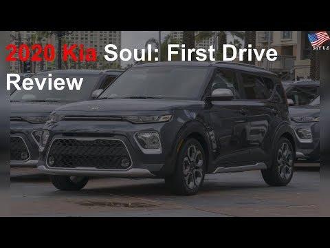 2020 Kia Soul: First Drive Review