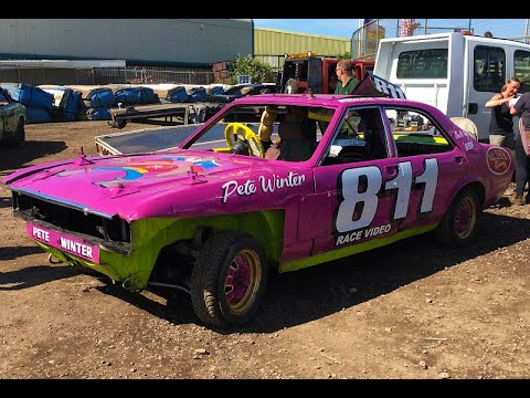 Kings Lynn One Last Shot Unlimited Banger Racing 2017 (Pistol Pete Winter's Retirement Meeting)