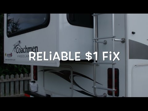 How To fix RV Slide gear alignment, Repair RV slide fix pop out. Slide stuck rack & pinion
