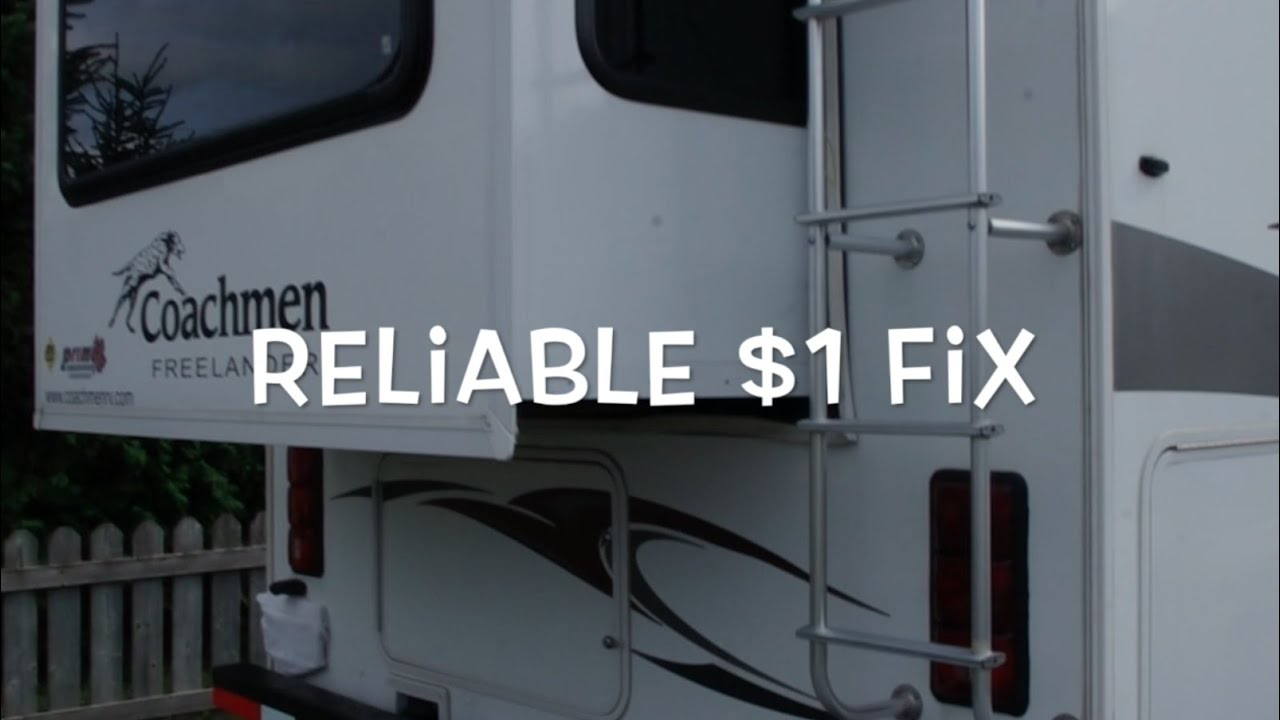 How To Fix Rv Slide Gear Alignment Repair Rv Slide Fix