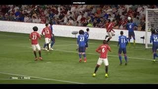 FIFA18 (demo) TEST EA SPORTS AMAZING GOAL! СУХОЙ ЛИСТ (слитое видио)