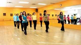 Alabama Boy - Line Dance (Dance & Teach in English & 中文)