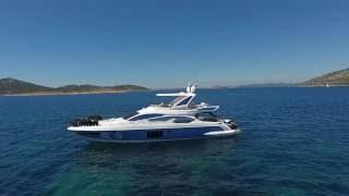 2011 Azimut 64 Flybridge Motor Yacht - FOR SALE!