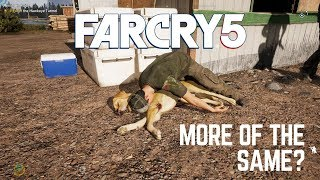 FAR CRY 5 REVIEW = More of the same?