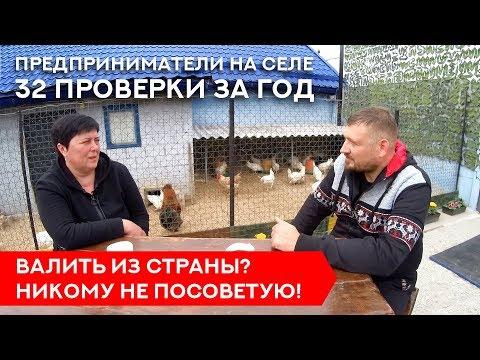Белорусские предприниматели на селе - 32 проверки и зависть соседки