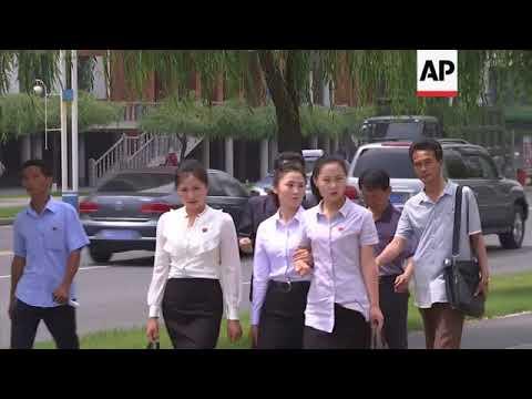 Pyongyang remains quiet as world watched Kim meet Trump