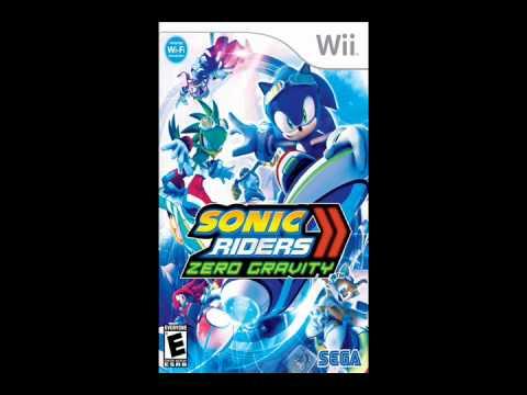 Spiral Madness Theme of Botanical Kingdom  Snowy Kingdom from Sonic Riders: Zero Gravity