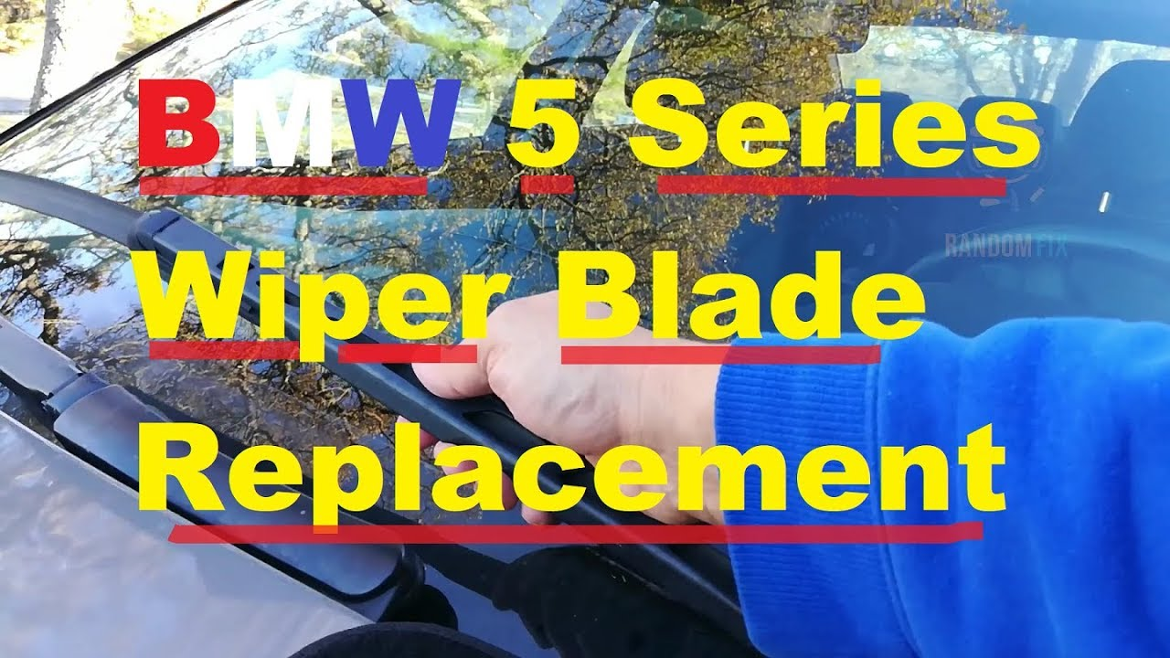 PASSENGER SIDE BMW E60 5 SERIES 4 DOOR SALOON 2003-2010 3.0 FRONT WIPER ARM