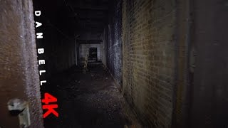 Nightmare Fuel : Abandoned Baltimore Meat Factory at Night