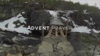 Image of Advent Prayer HD video