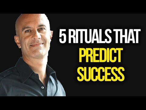 Robin Sharma - 5 RITUALS THAT PREDICT SUCCESS