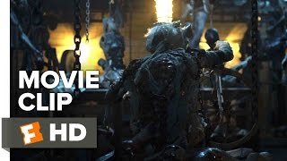 The Curse of Sleeping Beauty Movie CLIP - The Final Chamber (2016) - Fantasy Thriller HD