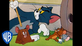 Tom & Jerry | A Sprinkle of Joy In Life | Classic Cartoon Compilation | WB Kids