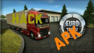 Euro Truck Hack Mod Apk