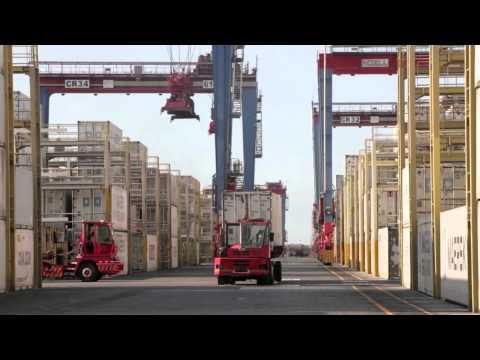 SciTech Season 3 Egypt - Container Terminal Port Said